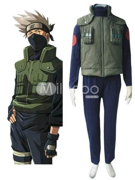 Naruto Cosplay Costumes